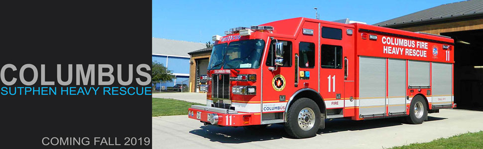 Columbus Heavy Rescue coming Fall 2019.