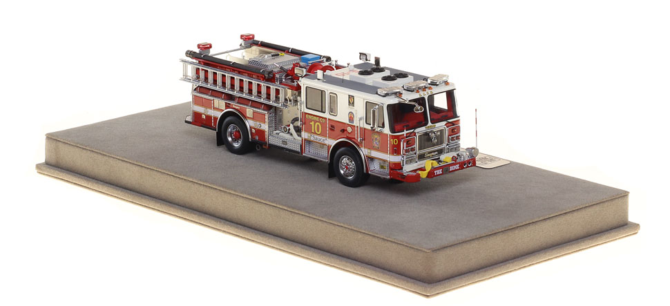 Order your DC Fire & EMS Engine 10 today!