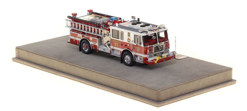Order your DC Fire & EMS Engine 11 today!