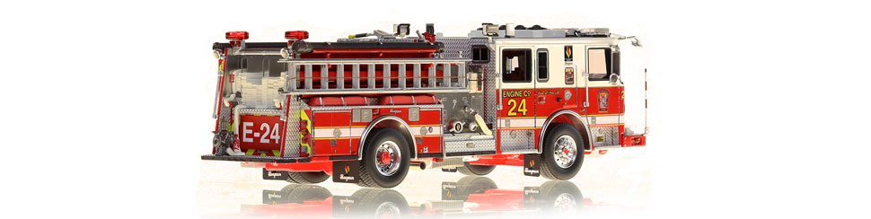 Production of DC Engine 24 is limited to 50 units.