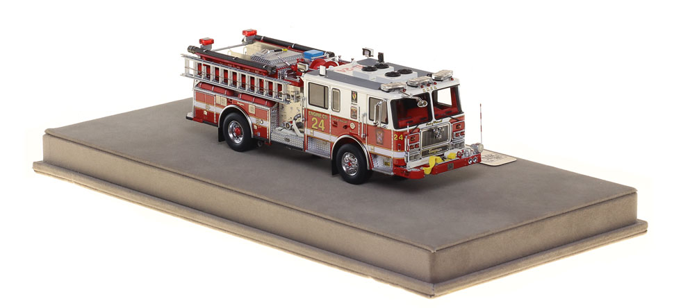 Order your DC Fire & EMS Engine 24 today!