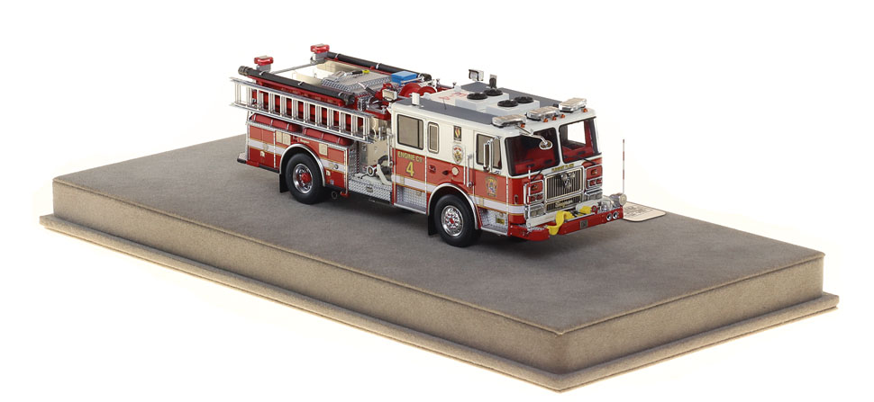Order your DC Fire & EMS Engine 4 today!
