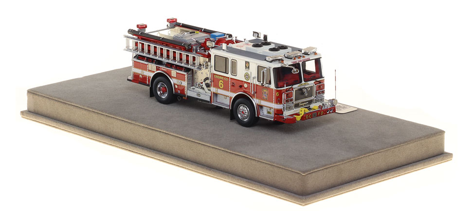 Order your DC Fire & EMS Engine 6 today!