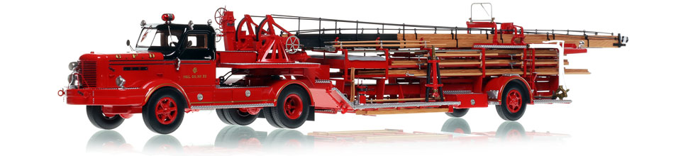 Hook & Ladder Companies 21, 32 and 46 are limited to 100 and 50 units each.