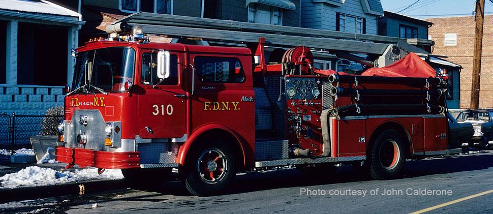 FDNY Engine 310 - photo courtesy of John Calderone