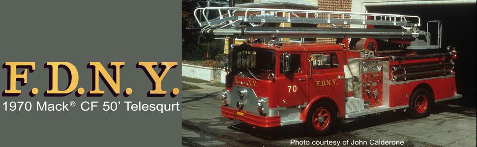 Order your FDNY Mack CF Telesqurt today!