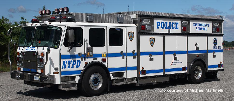 NYPD ESS 11 courtesy of Michael Martinelli