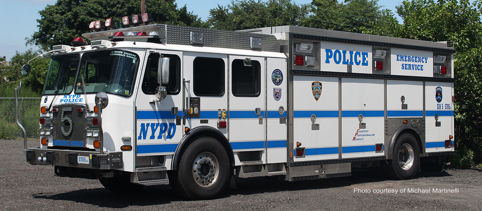 NYPD ESS 5 courtesy of Michael Martinelli
