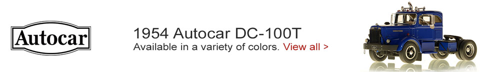 Order your Autocar DC-100T Classic trucks today!