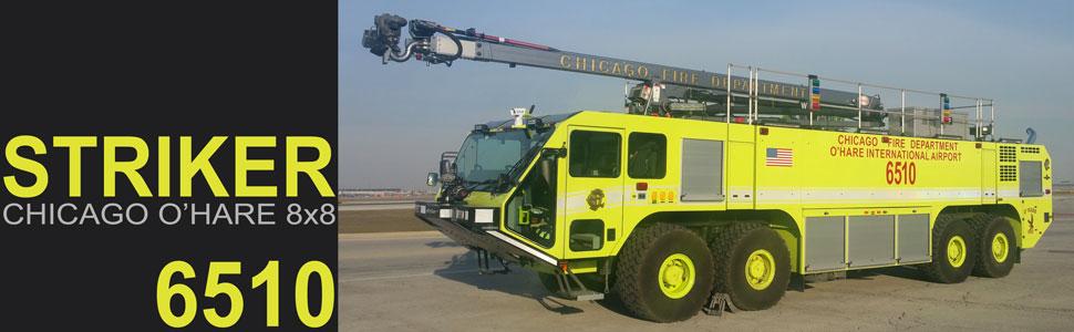 Chicago O'Hare ARFF 6510