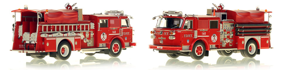 Take home a Classic American LaFrance...FDNY's 1980 Engine 160