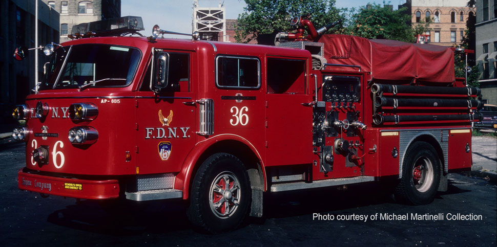 Engine 36 courtesy of Michael Martinelli Collection