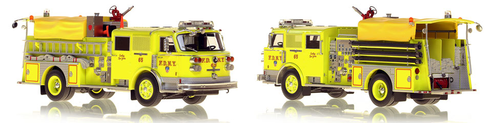 Take home a Classic American LaFrance...FDNY's 1980 Engine 65
