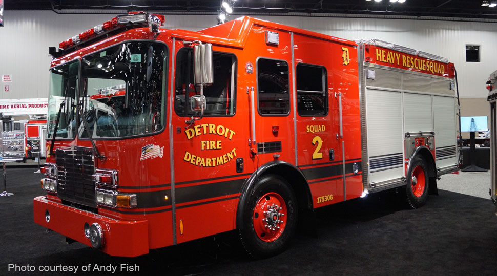 Detroit Heavy Rescue Squad 2 courtesy of Andy Fish