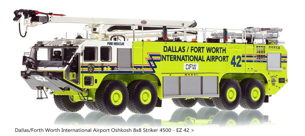 Oshkosh 8x8 Striker for Dallas/Fort Worth EZ 42