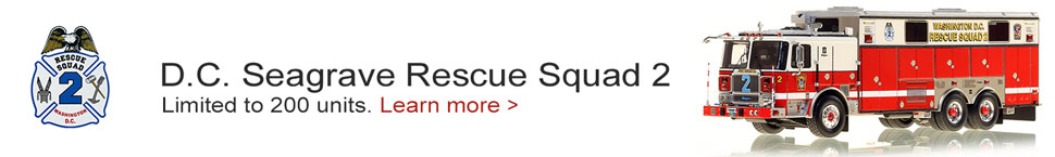Order your DC Rescue Squad 2 scale model today!