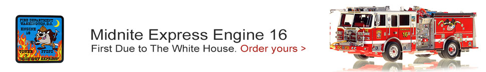 Order your DC Engine 16 scale model today!