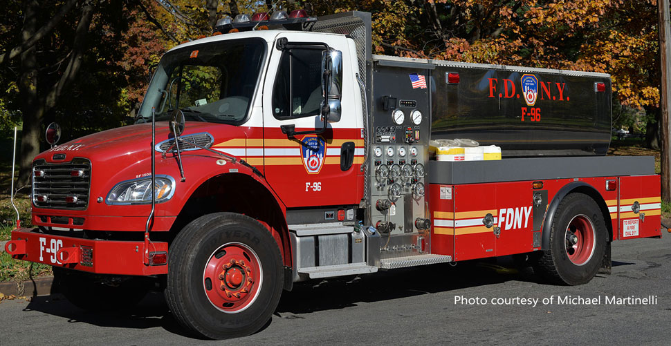 FDNY Freightliner M2-Seagrave Foam Tender 96 courtesy of Michael Martinelli