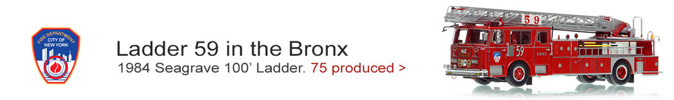 Take home a Bronx Ladder 59 from 1984
