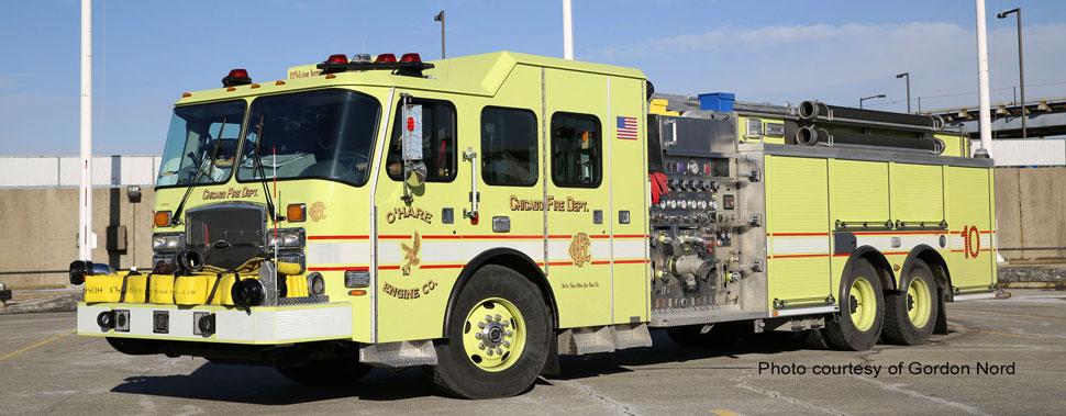 Chicago O'Hare Engine 10 courtesy of Gordon Nord