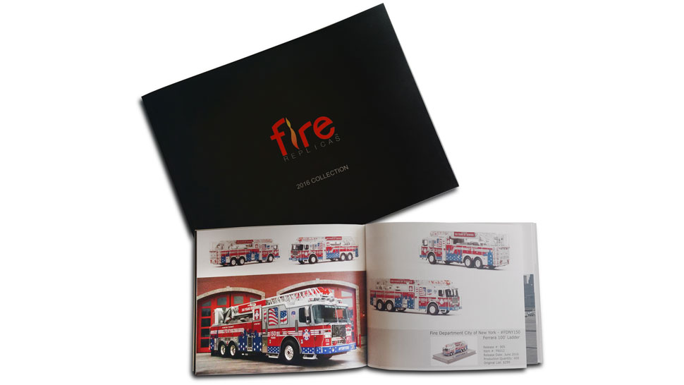 37 pages of real truck and replica photos.