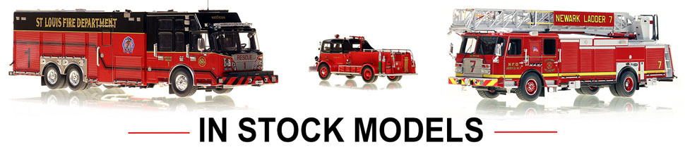 Shop all in stock scale Fire Replicas scale models