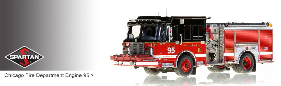 Museum grade Spartan scale models by Fire Replicas