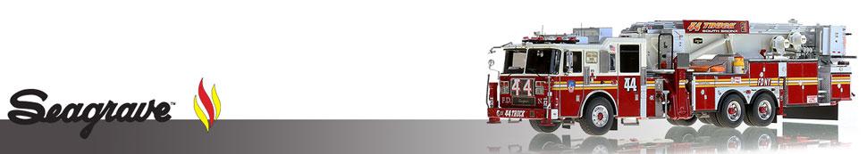 Shop Seagrave Fire Apparatus scale model fire trucks