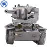 KV-2 Soviet Heavy Tank - DIY Metal Model Kit | MU Model