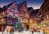 Vintage Christmas Village, 1000 Pieces | Piatnik