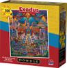 Exodus 100 Piece Jigsaw Puzzle | Dowdle