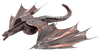 Drogon - Game of Thrones Dragon Iconx Metal Model Kit