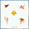 Orange Lily 126 Piece Small Wooden Jigsaw Puzzle | Zen Puzzles