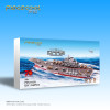 Plan Liaoning CV-16 Aircraft Carrier - Color - Metal Model Kit | Piececool