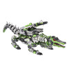 Marsh Gavial (Crocodile) - Zoids - Metal Model Kit | Microworld