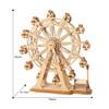 Ferris Wheel Wooden DIY Kit | Rolife