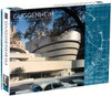 Guggenheim 500 Piece *Double Sided* Jigsaw Puzzle | Galison