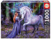 """Bluebell Woods"" 1000 Piece Jigsaw Puzzle 