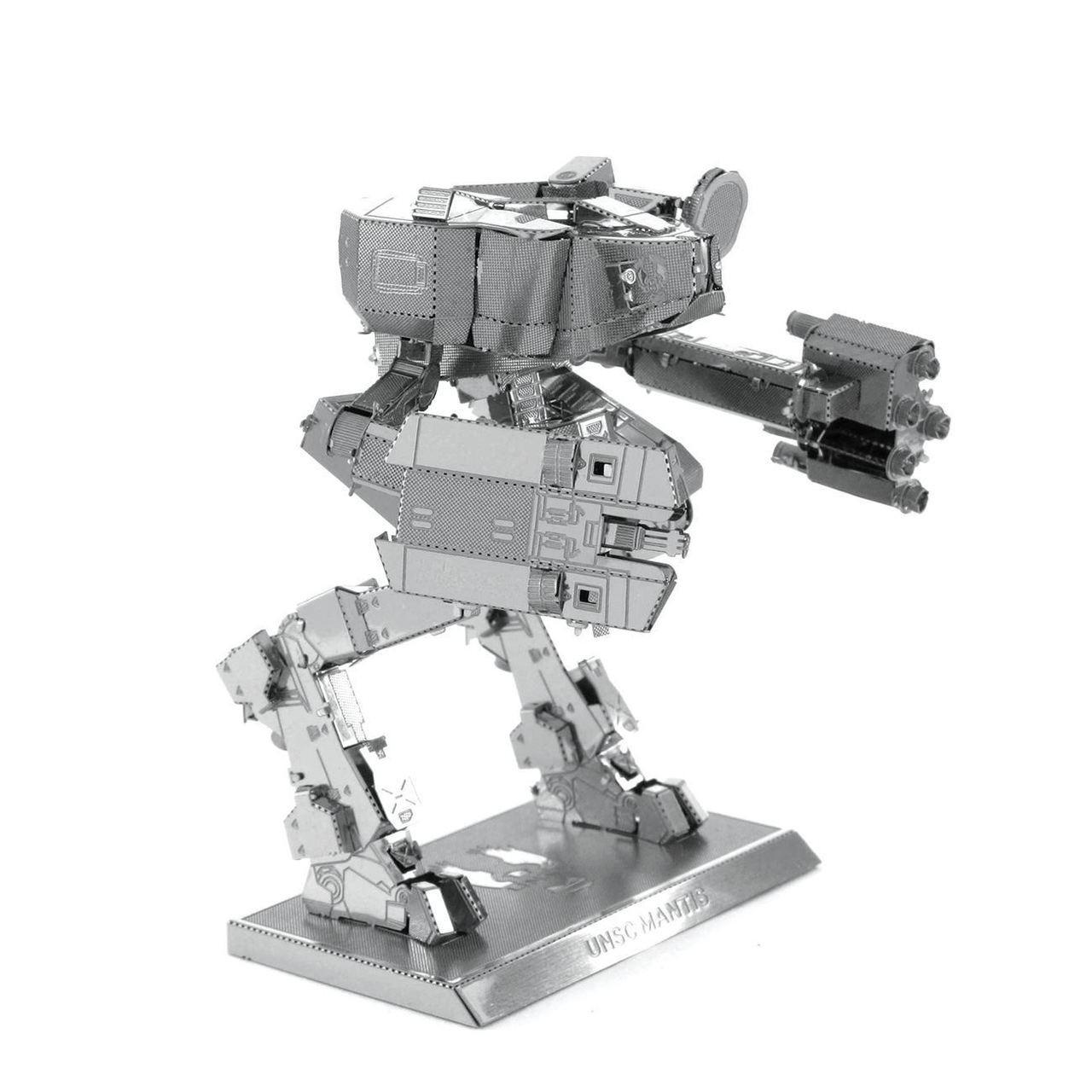 HALO Free Shipping!! UNSC Mantis Metal Earth 3D Metal Model Kit