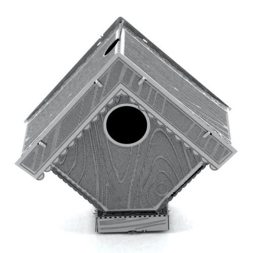 Bird House Metal Earth Model