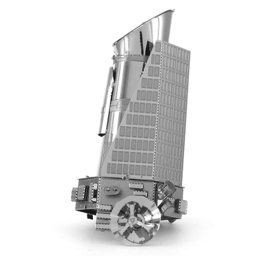 Kepler Spacecraft Metal Earth Model