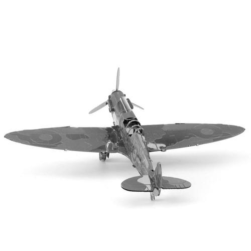WWII Supermarine Spitfire Metal Earth Model