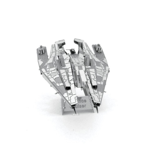 Alliance Cruiser - Mass Effect - Metal Earth Model