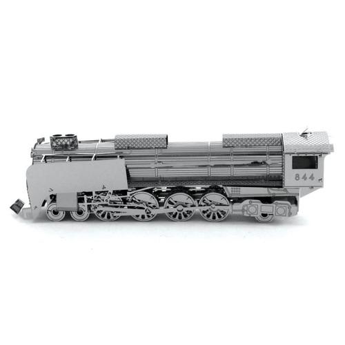 Steam Locomotive Metal Earth Model