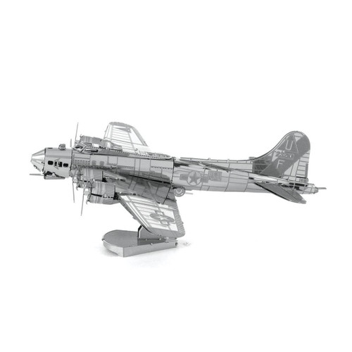 B-17 Flying Fortress - WWII - Metal Earth Model