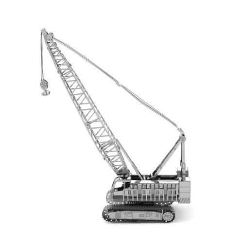 Crawler Crane Metal Earth Model
