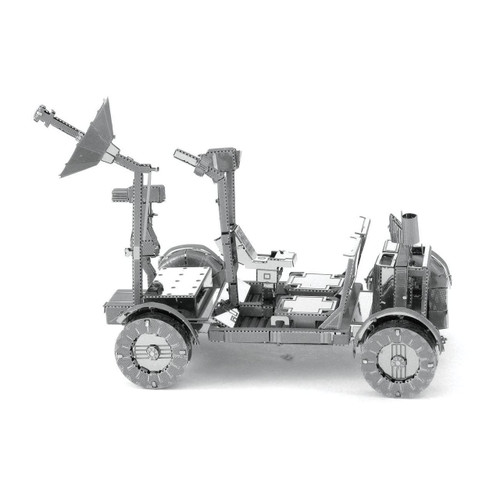 Apollo Lunar Rover Metal Earth Model