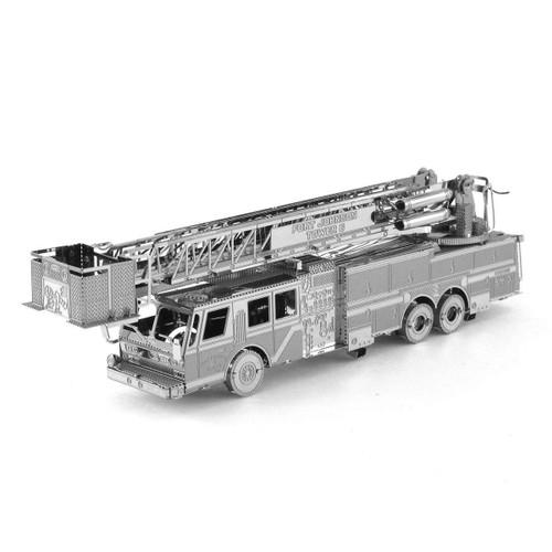 Fire Engine / Fire Truck Metal Earth Model