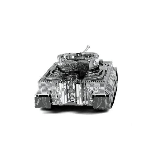 Tiger 1 Tank Metal Earth model