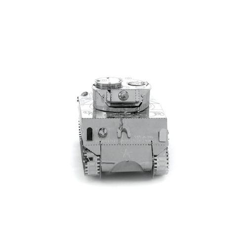 Sherman Tank Metal Earth model